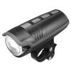 Busch + Müller IXON Pure Oświetlenie z baterią i ładowarką  czarny